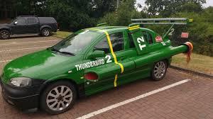 vauxhall green thunderbird 2 vauxhall astra atbge