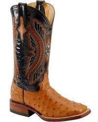 ferrini s boots size 11 ferrini s quill ostrich square toe boots boot barn