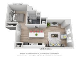 Icon Floor Plan by Rittenhouse Square Apartments Icon Apartments In Philadelphia