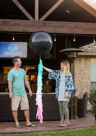 gender reveal balloons best 25 gender reveal balloons ideas on baby reveal