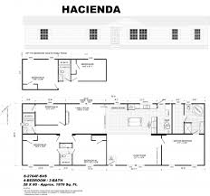 hacienda u2013 floor plan u2013 family home center dothan