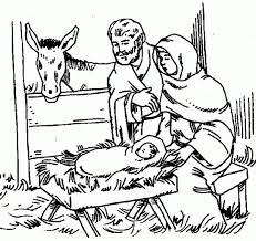 christmas story coloring pages snapsite me