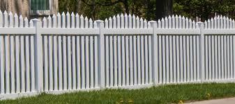 picket fences picket shoreline vinyl