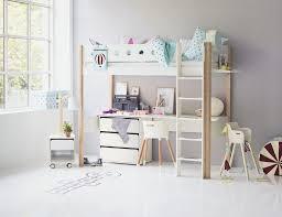 Flexa Schreibtisch Flexa Bettenprogramm Spielbettenprogramm White Weiß