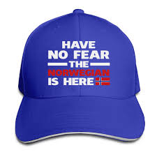 aliexpress com buy no fear norwegian here norwegian flag