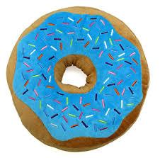 candylicious donut cushion candyliciousshop