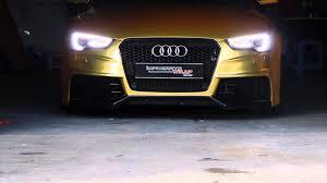 lexus rc vs audi s5 lexus rc 350 f sport avery black chrome u2013 impressive wrap