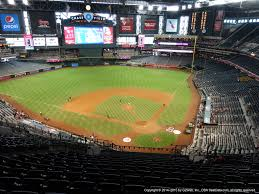 lexus dugout club seats arizona diamondbacks chase field seating best seats at chase field