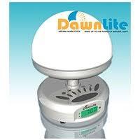 sad light alarm clock sad light dawnlite natural alarm clock amazon co uk health
