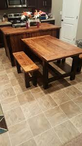 Ana White Farmhouse Table Bench 518 Best Harvesttables Images On Pinterest Dining Room Tables
