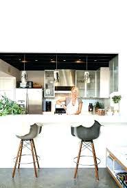 bar cuisine chaise de bar cuisine l gant tabouret chaise haute elvis lot de 2