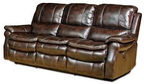 Leather Reclining Living Room Sets Leather Power Reclining Sofa Set