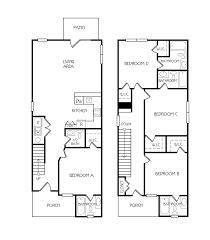 4 bedroom floor plans student apartment floorplans the retreat