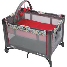 Mini Crib Vs Bassinet Infant Playpen And Bassinet Graco Pack And Play Playard Travel