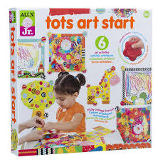 amazon com alex jr tots art start toys u0026 games