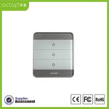 smart light switch dimmer zigbee remote control smart light switch dimmer for home automation
