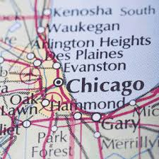 chicago map with attractions top chicago attractions map