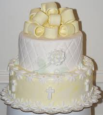 First Communion Cake Decorations First Communion Cake Cakecentral Com