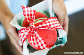 homemade watermelon soap fun gift idea my frugal adventures