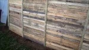 brise vue en bambou pas cher comment faire une palissade pour pas un sous youtube