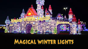 magical winter lights tickets magical winter lights shines at gulf greyhound park youtube