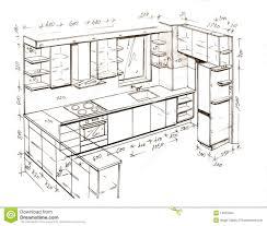 comment dessiner une cuisine comment dessiner a levee kitchen comment