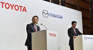 toyota company the real reasons behind the toyota and mazda announcement of a new