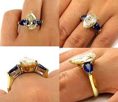 unique wedding band ideas right wrong what does the engagement ring go on