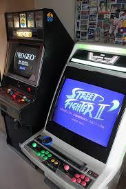 Neo Geo Arcade Cabinet Neo Geo Ausretrogamer
