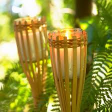 bougie jardin jardins et terrasses deco lumiere design bougie joli discret fait