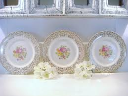 Shabby Chic Plates by 162 Best Lovely China Crockery U0026 Fancy Goods Vintage Or New