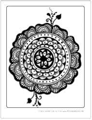 coloring pages download free download free henna inspired coloring pages coloring