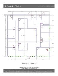 Kfc Floor Plan by Bartlett 997 999 S Route 59 Landmark Partners Commercial Real