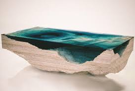 topography coffee table the abyss coffee table by duffy london thrillist
