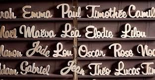 pr駭om pour porte de chambre 11 astuces pour afficher les prénoms dans la chambre d enfant
