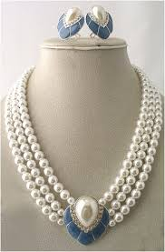 necklace pearl designs images Freshwater pearl necklace designs ideas for girls 6 trendy jpg