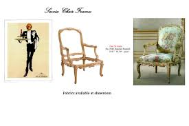 savoia chair