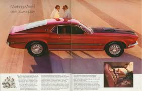 ford mustang ad directory index mustang 1969