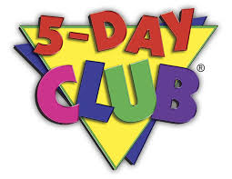 5 day club july 10th 14 10 a m to noon raymond first baptist