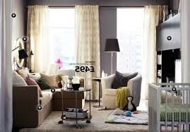 Small Family Room Ideas Beige Wooden Laminate Floor Ikea Living Rooms Brown Rug Area Big