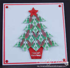 christine u0027s cards and crafts christmas card club challenge