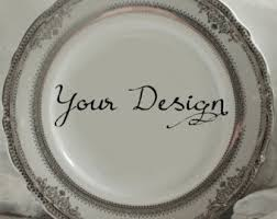 personalized dinnerware customizable plates custom dinnerware customizable dishes