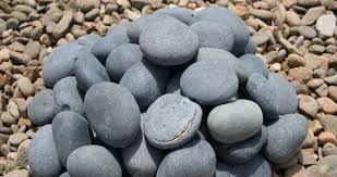 Black Garden Rocks Mexican Rock Landscaping Rocks Landscape Supply