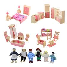 Dolls House Furniture Diy Compare Prices On Doll House Bed Online Shopping Buy Low Price