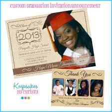 senior graduation announcements senior graduation invitations fresh designs clasic custom