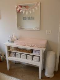 Nursery Side Table Baby Changing Tables Galore Ideas Inspiration