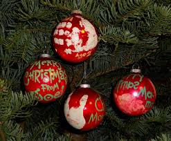 favorite handmade christmas tree ornaments art u0026 life notes