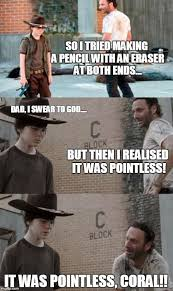 Walking Dead Season 3 Memes - walking dead mid season finale spoiler warning tigerdroppings com