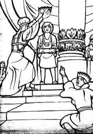 coloring pages king josiah joash the boy king bible coloring pages coloring sheets