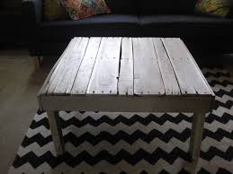 Coffee Table Out Of Pallets by Pallet Coffee Table Fabulously Flawed